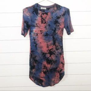 Fashion Nova | Tie Dye Mini Dress
